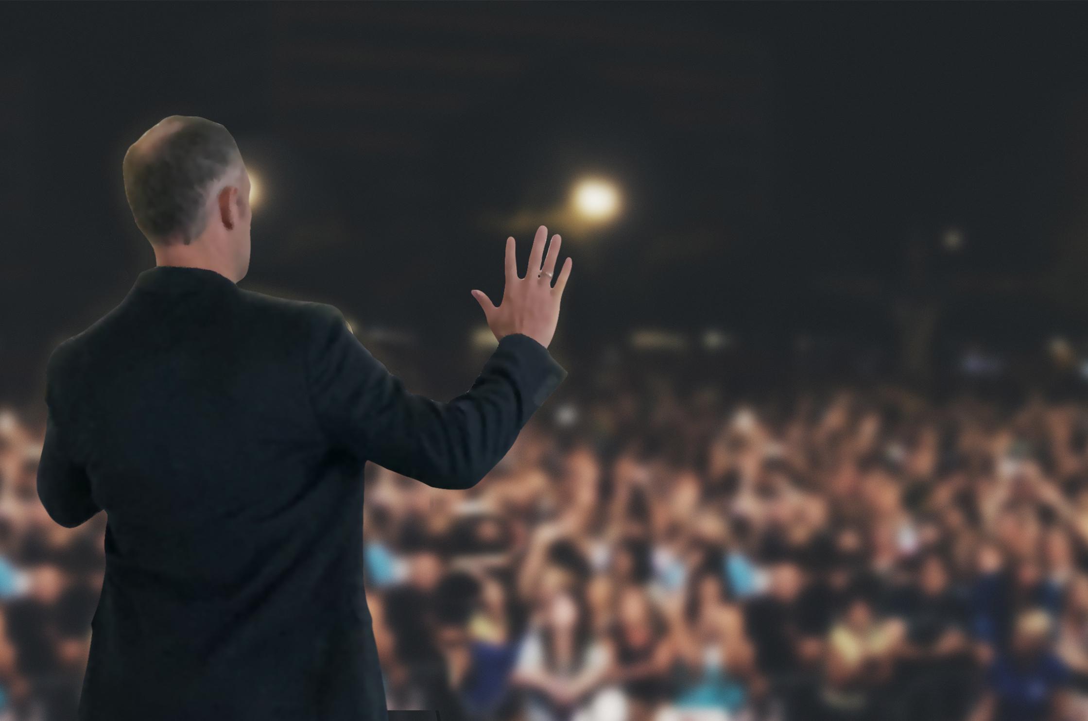 entrepreneur speaker