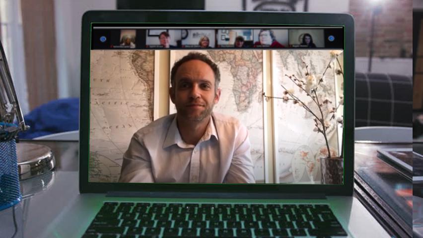 virtual business speaker